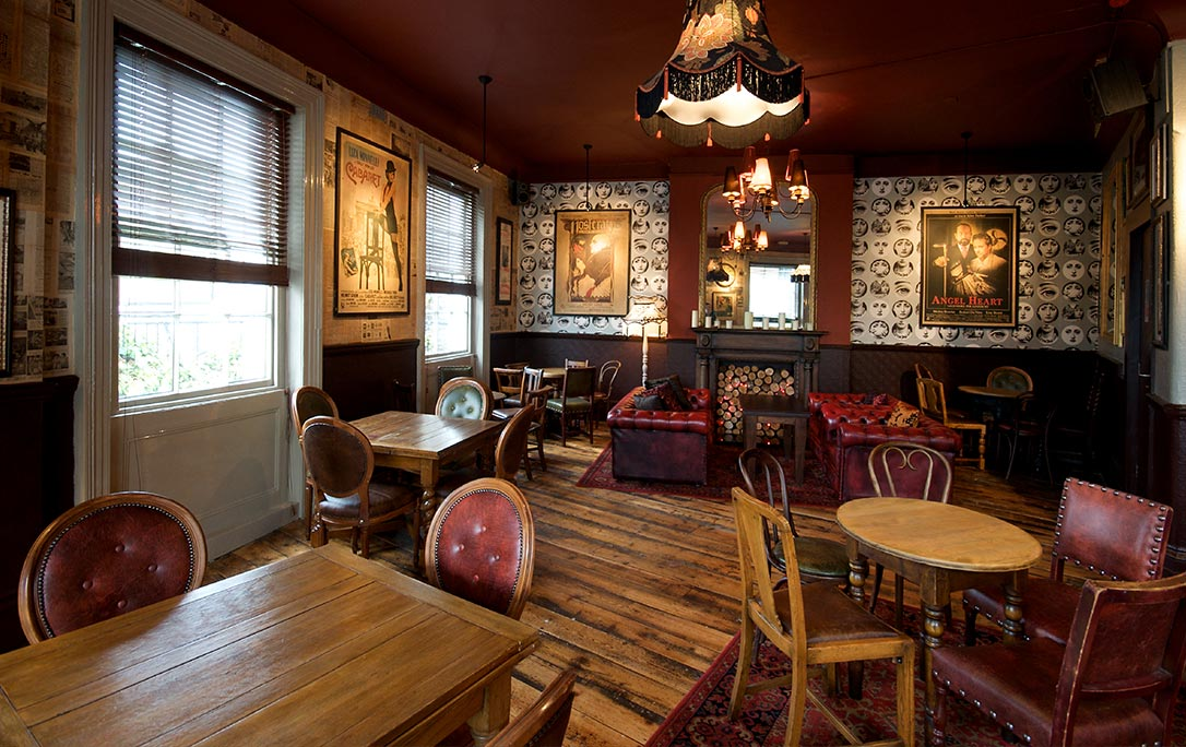 The Hemingford Arms, Islington